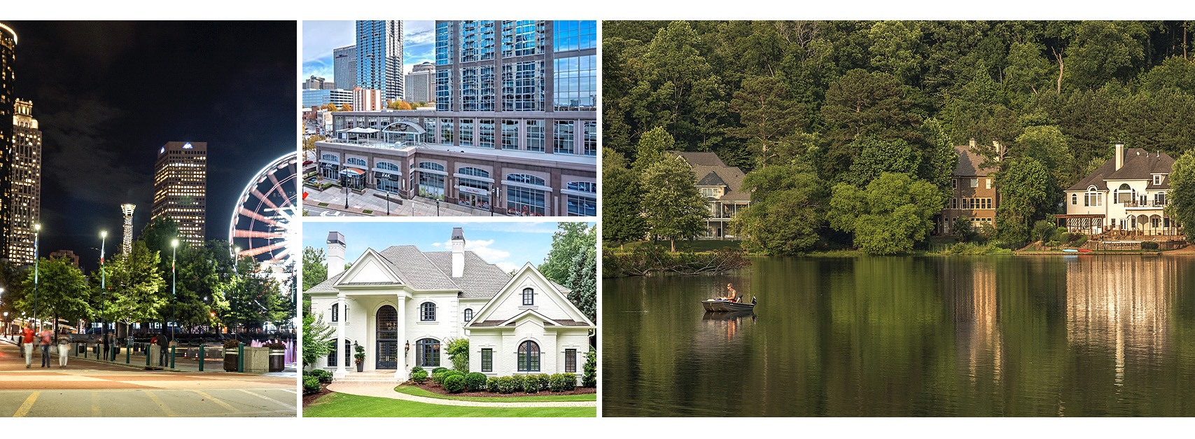 Atlanta Places to Live