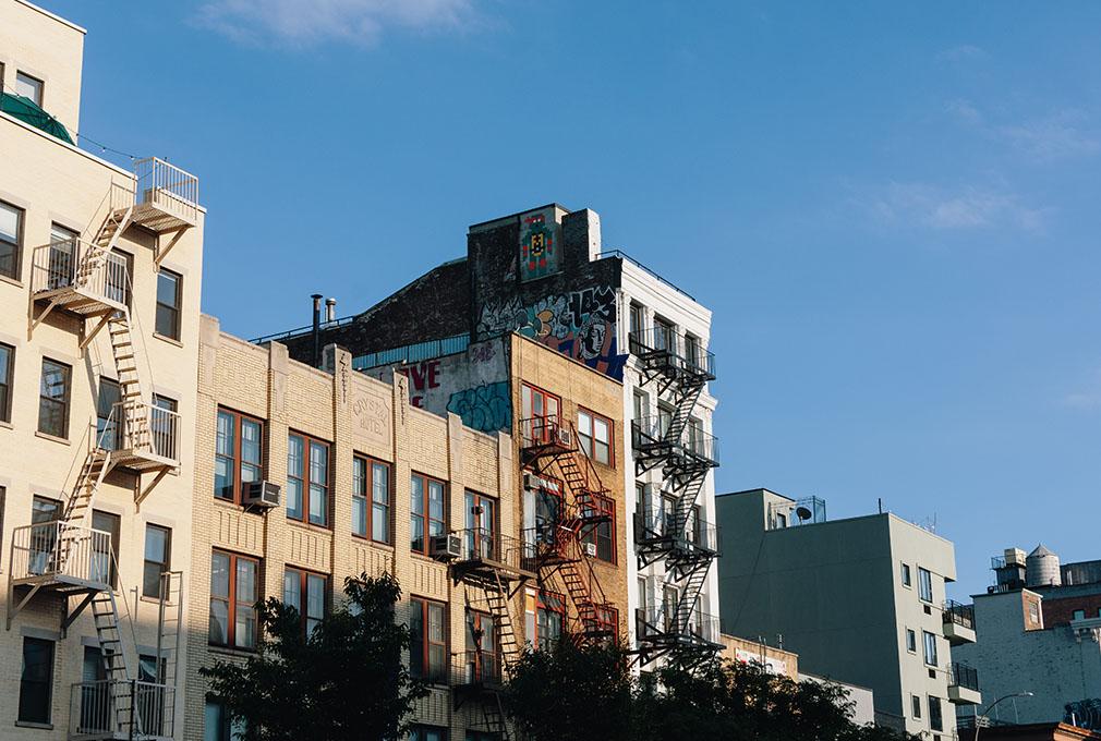 Bronx Skyline Banner